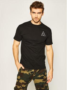 HUF HUF T-shirt Essentials Tt TS00509 Nero Regular Fit