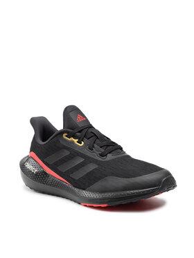 adidas adidas Pantofi EQ21 Run J GV9937 Negru