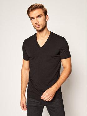 Dsquared2 Underwear Dsquared2 Underwear T-Shirt DCM450030 Μαύρο Slim Fit