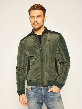 Pepe Jeans Pepe Jeans Bomber Bates PM402321 Verde Regular Fit