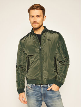 Pepe Jeans Pepe Jeans Яке бомбър Bates PM402321 Зелен Regular Fit
