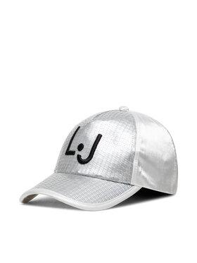 Liu Jo Liu Jo Cappellino Cappello Tessuto TF1096 T0300 Bianco
