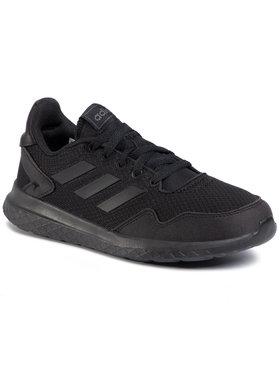 adidas adidas Topánky Archivo K EG7819 Čierna