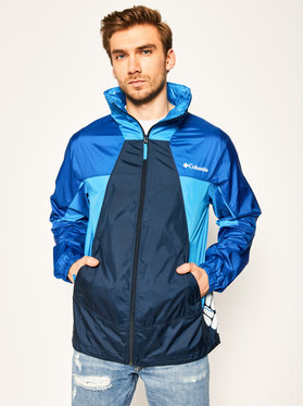 Columbia Columbia Geacă Windbreaker KM0085 Bleumarin Regular Fit