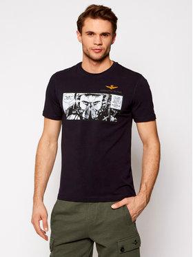 Aeronautica Militare Aeronautica Militare T-shirt 211TS1864J469 Blu scuro Regular Fit