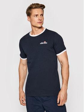 Ellesse Ellesse Marškinėliai Meduno SHI10164 Tamsiai mėlyna Regular Fit