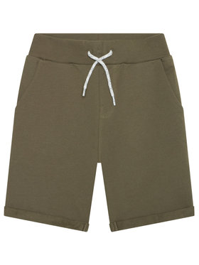 NAME IT NAME IT Pantaloncini sportivi 13161730 Verde Regular Fit