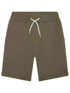 NAME IT NAME IT Sportske kratke hlače 13161730 Zelena Regular Fit