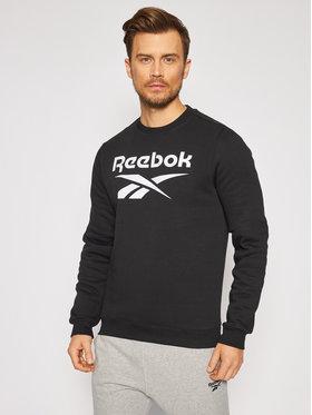 Reebok Reebok Sweatshirt Identity GR1654 Schwarz Regular Fit