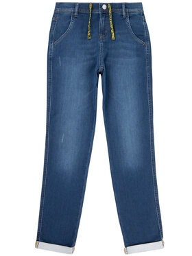 Guess Guess Džinsai L01A00 K9GM0 Tamsiai mėlyna Slim Fit