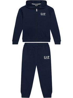 EA7 Emporio Armani EA7 Emporio Armani Dres 3KBV52 BJ05Z 1554 Granatowy Regular Fit