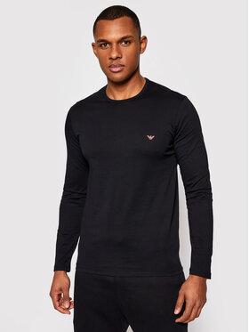 Emporio Armani Underwear Emporio Armani Underwear Hosszú ujjú 111653 1P722 00020 Fekete Regular Fit