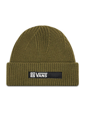 Vans Vans Căciulă Shorty Beanie VN0A4UMABOL1 Verde