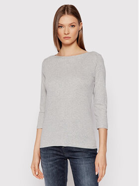 United Colors Of Benetton United Colors Of Benetton Chemisier 3GA2E16A1 Gris Regular Fit