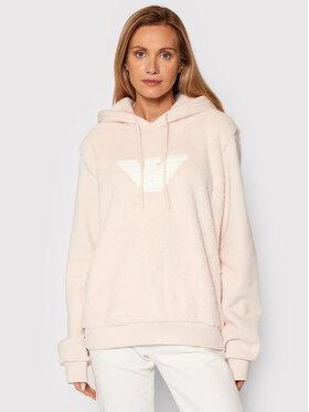 Emporio Armani Underwear Emporio Armani Underwear Суитшърт 164510 1A256 01212 Розов Regular Fit
