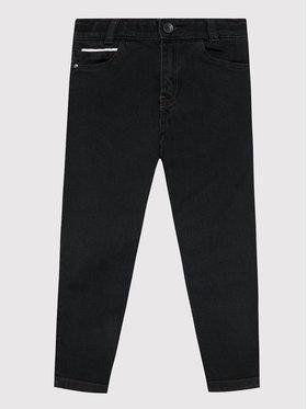 Boss Boss Džínsy J24729 M Čierna Slim Fit