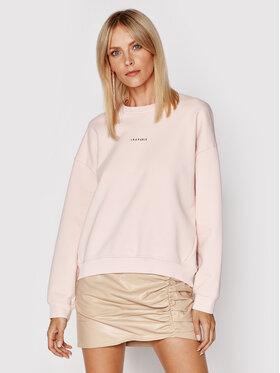 IRO IRO Sweatshirt Siryla A0682 Rosa Regular Fit