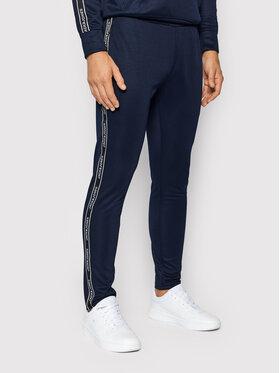 Jack&Jones Jack&Jones Teplákové kalhoty Will 12193274 Tmavomodrá Slim Fit