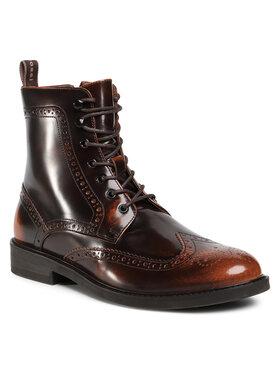 Gino Rossi Gino Rossi Stiefel MI07-A962-A791-27 Braun