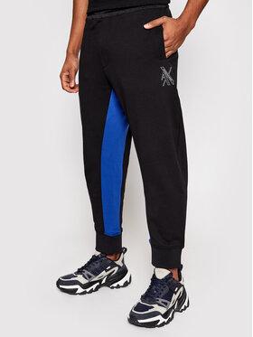 Armani Exchange Armani Exchange Pantalon jogging 3KZPLD ZJ1ZZ 6213 Noir Regular Fit
