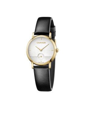 Calvin Klein Calvin Klein Uhr Estabished K9H2Y5C6 Schwarz
