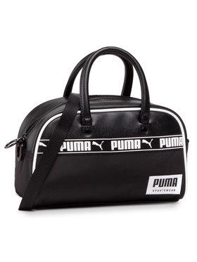 Puma Puma Borsa Campus Mini Grip Bag 077742 01 Nero