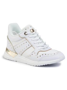 Guess Guess Sneakersy Rejjy FL5REJ ELE12 Bílá