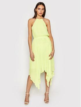 MICHAEL Michael Kors MICHAEL Michael Kors Φόρεμα κοκτέιλ MS18ZY87R3 Κίτρινο Regular Fit