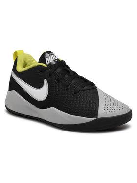 Nike Nike Παπούτσια Team Hustle Quick 2 (Gs) AT5298 015 Μαύρο