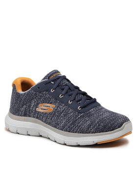 Skechers Skechers Sneakersy Neptis 232235/NVMT Granatowy
