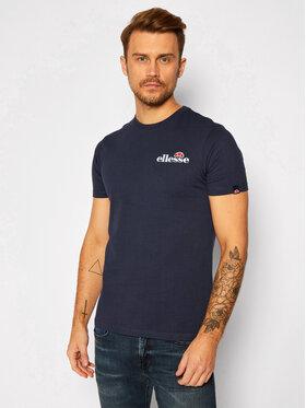 Ellesse Ellesse Marškinėliai Voodoo SHB06835 Tamsiai mėlyna Regular Fit