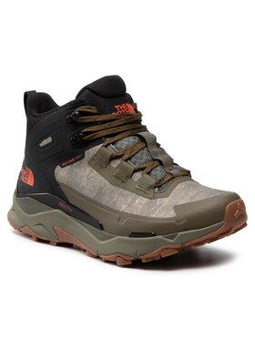 The North Face The North Face Chaussures de trekking Vectiv Exploris Mid Futurelight NF0A4T2U0BL1 Vert