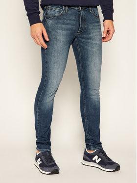 Lee Lee Jeans Slim Fit Luke L719PLMK Blu scuro Slim Fit