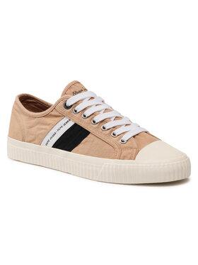 Pepe Jeans Pepe Jeans Sneakers Malibu Summer PMS30631 Μπεζ