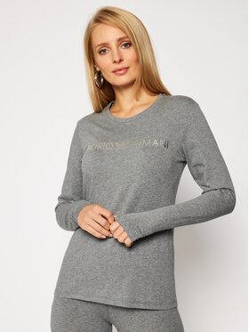 Emporio Armani Underwear Emporio Armani Underwear Bluse 164273 0A225 06749 Grau Regular Fit