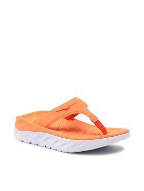 Hoka One One Hoka One One Flip-flops W Ora Recovery Flip 1117910 Narancssárga