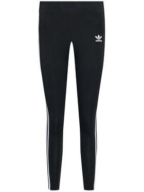 adidas adidas Leggings adicolor Classics 3-Stripes GN4504 Fekete Tight Fit