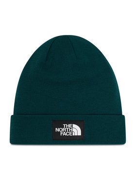 The North Face The North Face Čepice Dock Worker Recycled Beanie NF0A3FNTNL1-OS Zelená