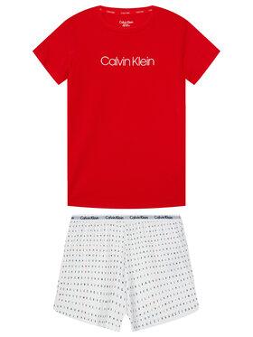 Calvin Klein Underwear Calvin Klein Underwear Piżama G80G800459 Czerwony