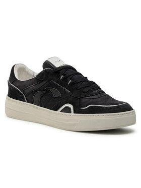 Crime London Crime London Sneakers Low Top Off Court 11109AA3.20 Negru