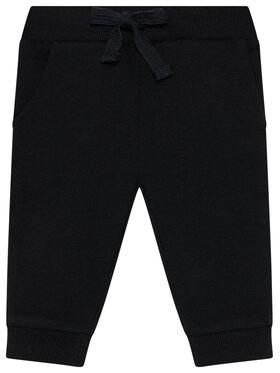 Guess Guess Spodnie dresowe N93Q17 KAUG0 Czarny Regular Fit
