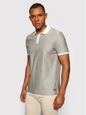 Baldessarini Baldessarini Polo marškinėliai 10010/000/5048 Smėlio Regular Fit