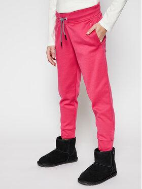 Reima Reima Spodnie dresowe Pehmyt 526325B Różowy Regular Fit