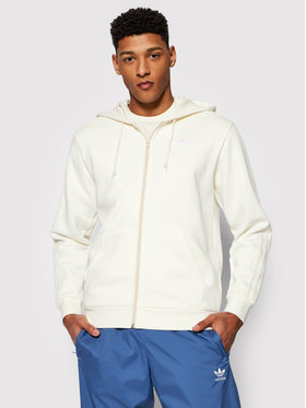 adidas adidas Džemperis adicolor 3-Str Fz Nd GN3455 Smėlio Regular Fit