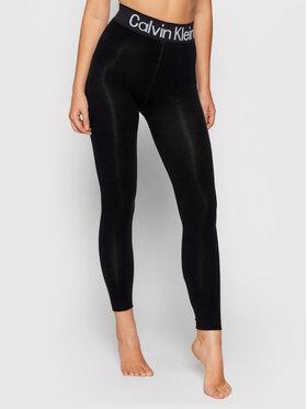 Calvin Klein Underwear Calvin Klein Underwear Legginsy 701218762 Czarny Slim Fit