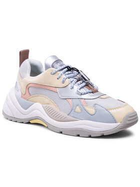 Geox Geox Sneakersy T02 A T94BUA 08514 C2036 Farebná