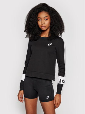 Asics Asics Sweatshirt Colorblock 2032B690 Noir Regular Fit