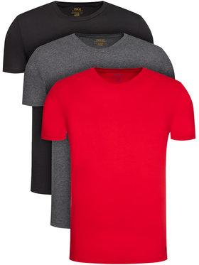 Polo Ralph Lauren Polo Ralph Lauren Komplet 3 t-shirtów 714709274007 Kolorowy Regular Fit