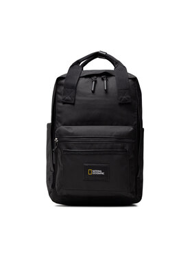National Geographic National Geographic Plecak Large Backpack N19180.06 Czarny