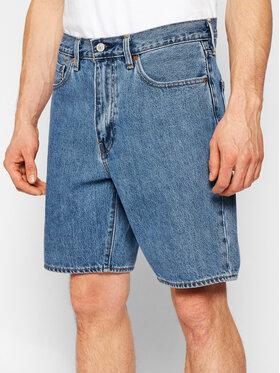 Levi's® Levi's® Džínové šortky 469 39434-0016 Tmavomodrá Loose Fit
